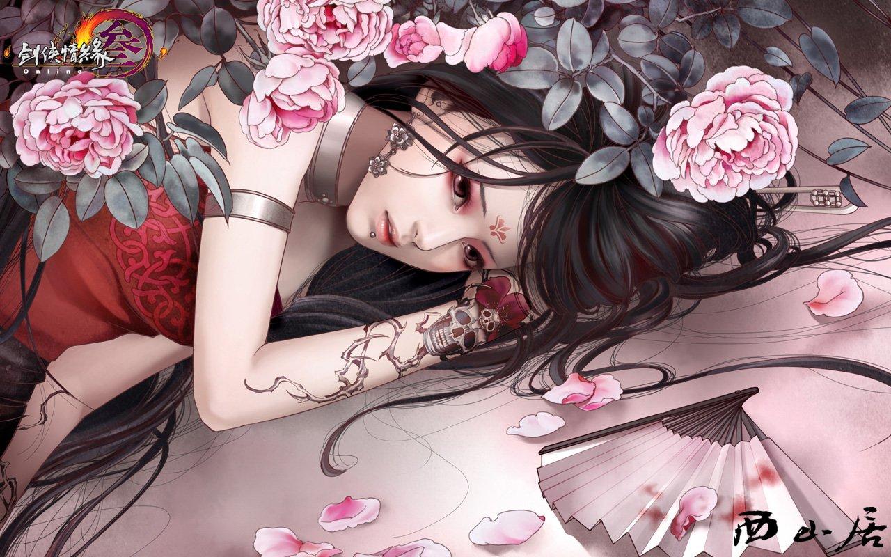 花若开,必妖娆  - 蝴蝶 - 蝴蝶