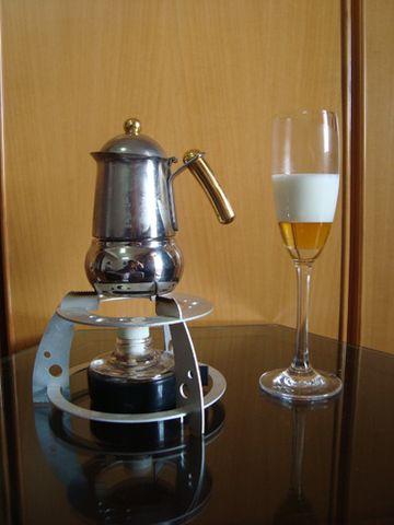 製作分層蜂蜜牛奶咖啡 - Ocean Liu - Ocean Liu 的博客