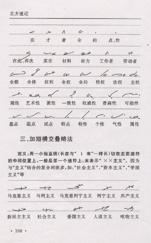 """跟我学《北方速记》第六章 声符与韵符""""哀、歪、迂、ong、雍""""的拼音 - 速记天地 - 速记天地是 宣传""""手写速记"""" 的阵地"""