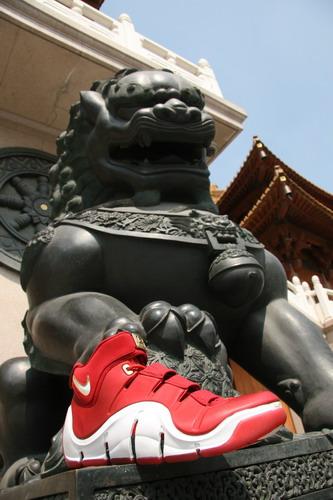 耐克中国红广州派对 - 独孤寻欢 - 独孤寻欢