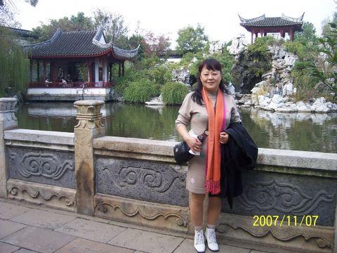 (原创)江南一行【十一】同里水乡情(6首) - 疏勒河的红柳 - 疏勒河的红柳