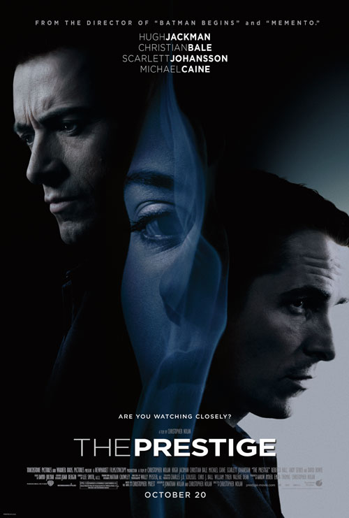The Prestige 致命魔术 - 雨恒 - 天空的水痕