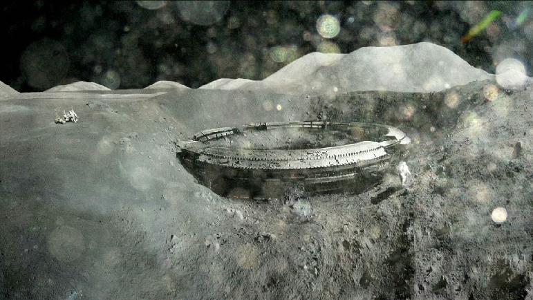 一组有关外星科技应用及UFO回收照片 - 异域深寒 -