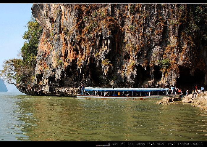 (原创摄影)泰国风光2-普吉007岛 - 知食界 - 知食界的博客