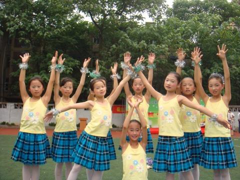08年六一舞蹈表演