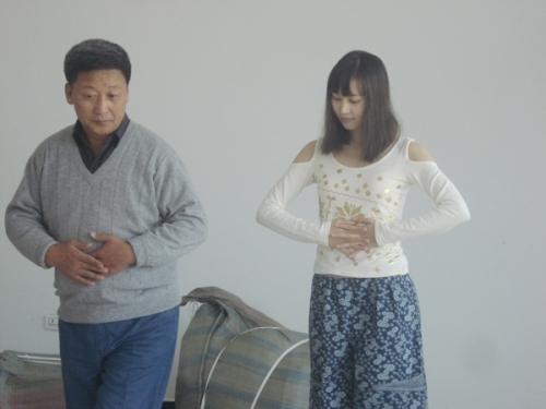 《戏缘》里学习山西晋剧 - 袁菲 - 袁菲 — 菲菲的小窝