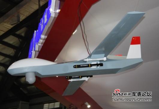 汉和:中国有一种SW-6无人机专门用来对付美国航母 - xqhhyd88 - 深度男人
