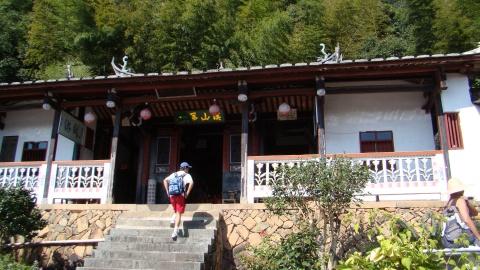 闽南宫庙记略(73):湖洋鼎仙岩 - 老陶 - 闽南民俗、风物