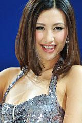 2009广州车展最美的50位模特 - 世界500强博客 - 世界500强博客