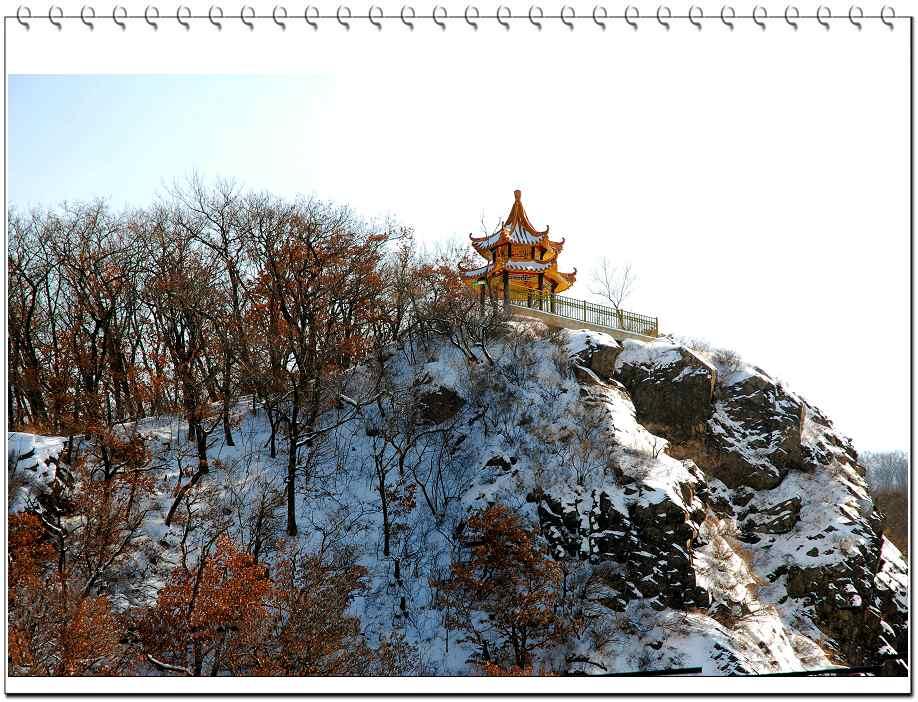 【原创】《龙潭冬雪》 - 方程 - qianbaiwanren的博客