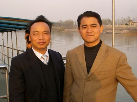 图说省陶研会2008年会(原创) - 王益民 - 王益民教育博客