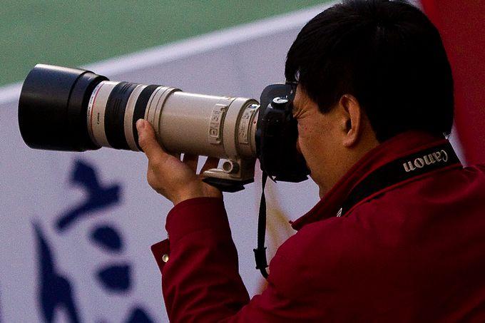 (原创)亚运直击——田径赛场上争金夺银 - 牛筋 - 牛筋的博客