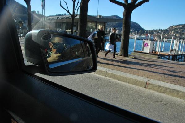 【欧洲自驾游】欧洲边防人员也嫌贫爱富 - 行走40国 - 行走40国的博客