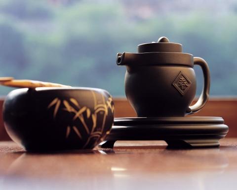 (原创)【中华茶文化之名人与茶】  - 【九目神雕】 - 【九目神雕】的艺术空间