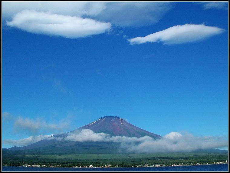 引用 富士山风光 -  三月飞春雪 - 三月飞春雪
