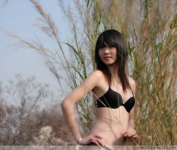 融入自然的美丽  - 美女 - 美女的博客