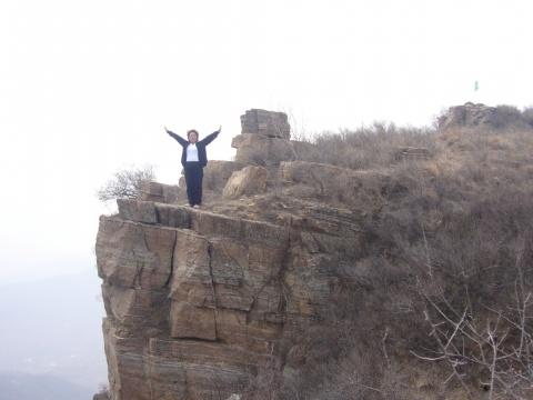 我站在高山之巅 - 雪中雨人 - xuezhongyuren的博客