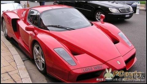 全球、甚至成为汽车世界速度代名词的汽车?不用奇怪,因为和前高清图片