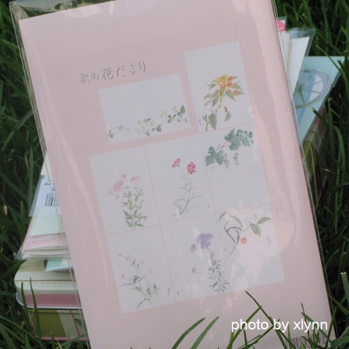 日本韩国卡片秀 - 喜琳 - 喜琳的异想世界