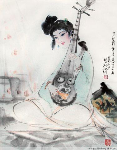 情歌  仓央嘉措 - angel.yzx - 惠风和畅