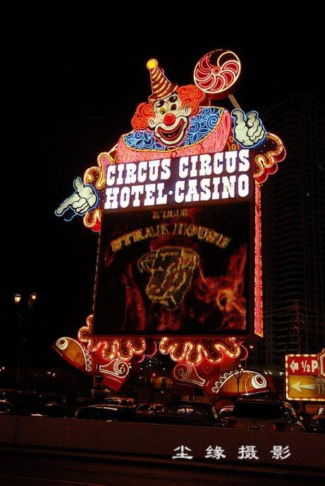 纸醉金迷的赌城-拉斯维加斯