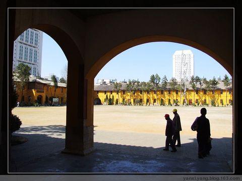 〔原创摄影14幅〕云南陆军讲武堂 - 烟溪杨 - 烟溪.杨 的原创摄影博客