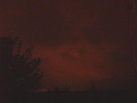 2008年5月11日20点拍的地震云 - 随心行 - 随心行的博客