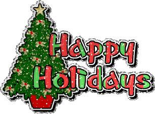 漂亮可爱的圣诞Gif 闪图 - 海蓝心 - 海蓝心的博客