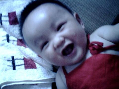 我们家的宝贝11个月了 - 邗江春晓 - 似水年华,记忆永恒!