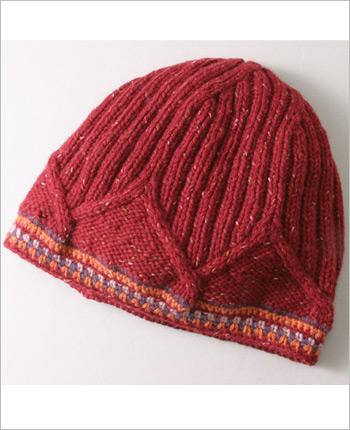红帽子 - 红色郁金香 - 我的博客