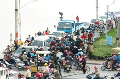 中国式堵车:一个来的较晚的世界性难题(图) - 石學峰 - 薛锋的博客