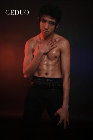 性感名模——齐永智 - 程凯o左岸男模坊 - 左岸麦田の魔男志