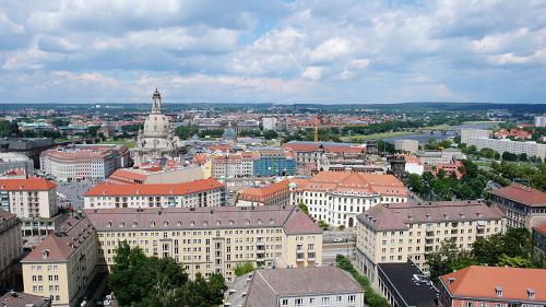 嗨,我在德累斯顿(三) - 方方 - 方方