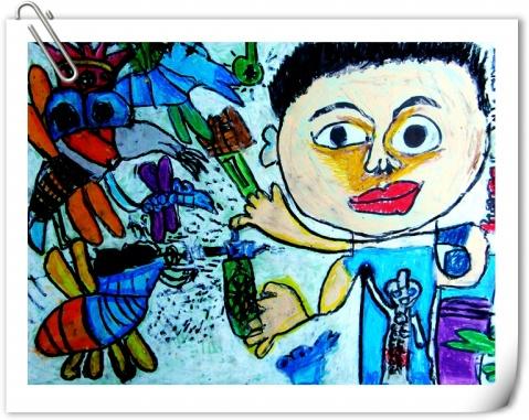 纵观国外美术教育反思中国美术教育图片