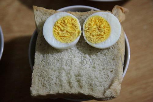 """用宜家买的""""卡利斯鱼子调味酱""""做的美味早餐… - 懒蛇阿沙 - 懒蛇阿沙的博客"""