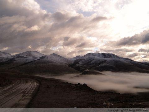 我的川藏行31—雨中翻越川藏线最高的山口 - 强哥问候 - 强哥问候