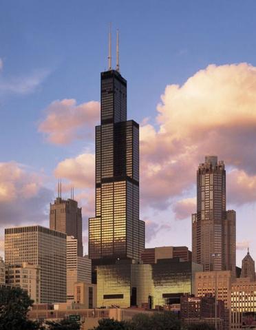 初去芝加哥 - 鹏程万里 - 我的大学生活