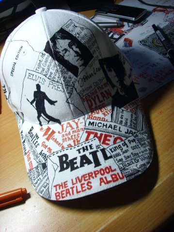 涂鸦(帽子而已) - XU.an.轩.. - 。。。。。