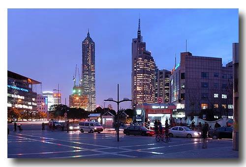 中国十大最美丽城市夜景欣赏 - 欧阳兰芳 - 欧阳兰芳的博客