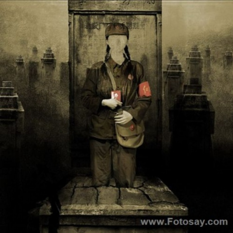 【转载】 令人震撼的图片革命的聊斋:死亡与性的精神志 - 枫 - 酒神精神 强力意志 重估一切价值