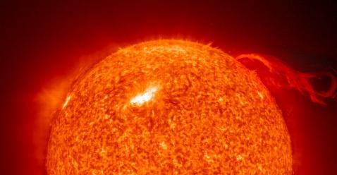 太阳近照 - liwoqi53608 - 生活就是一本七彩书53608的博客