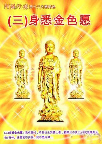 阿弥陀佛48愿(组图) - romantic199811 - romantic199811的博客