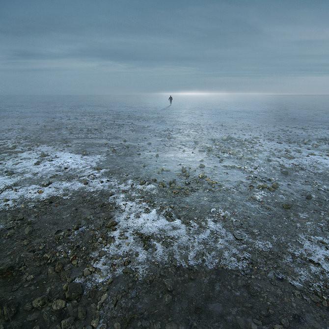 孤独凝重 神秘虚幻 Michal Karcz摄影创意作品 欣赏 - 白石秋水 - 白石秋水