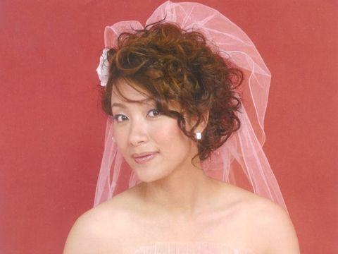 杨怡婚纱图 - 水无痕 - 明星后花园
