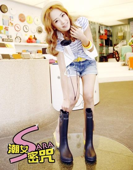 最喜欢的《潮女密咒》宣传照 - 韩国媚眼天使sara - 韩国媚眼天使sara   博客