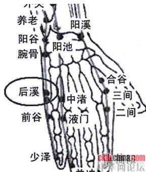 颈椎腰椎有病揉此穴,百用百灵,受用无穷! - 广西 桂林律师 文金发 -        广西 桂林律师 文金发
