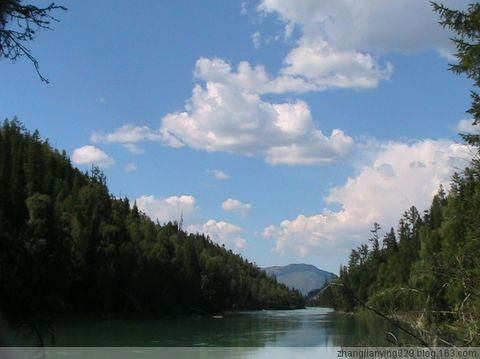 回味喀纳斯湖 - 平静 - 心静如水