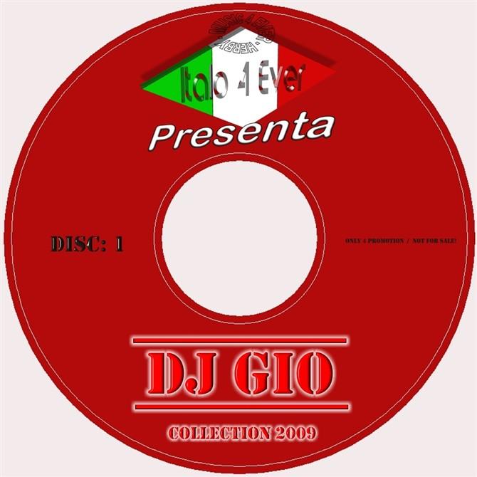 Italo 4 Ever Pres DJ Gio Collection -2009-2CD-WEB-2009-M4E - 意大利铁匠 - 分享劲爽节奏--XINBO21
