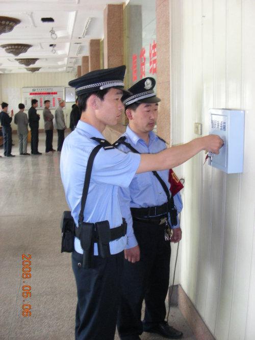 任县巡警特警大队警民联防震慑犯罪 - xt5999995 - 赵文河的博客