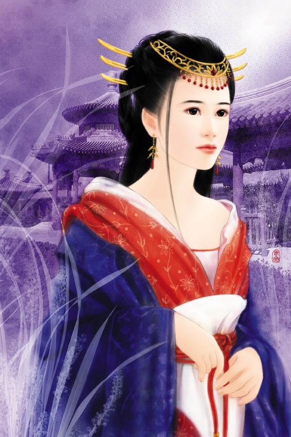 中 国 历 史 上 最 美 的 十 五 位 女 人 - 空谷幽兰 - 空谷幽兰的博客